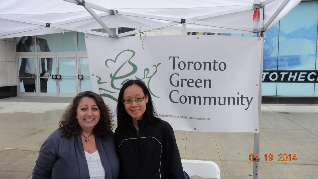 TGC participates at Live Green Toronto Festival 2014